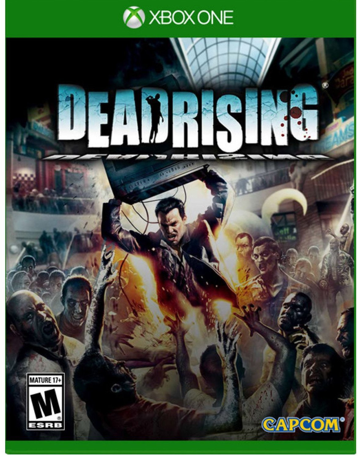 XB1: DEAD RISING (NM) (COMPLETE)
